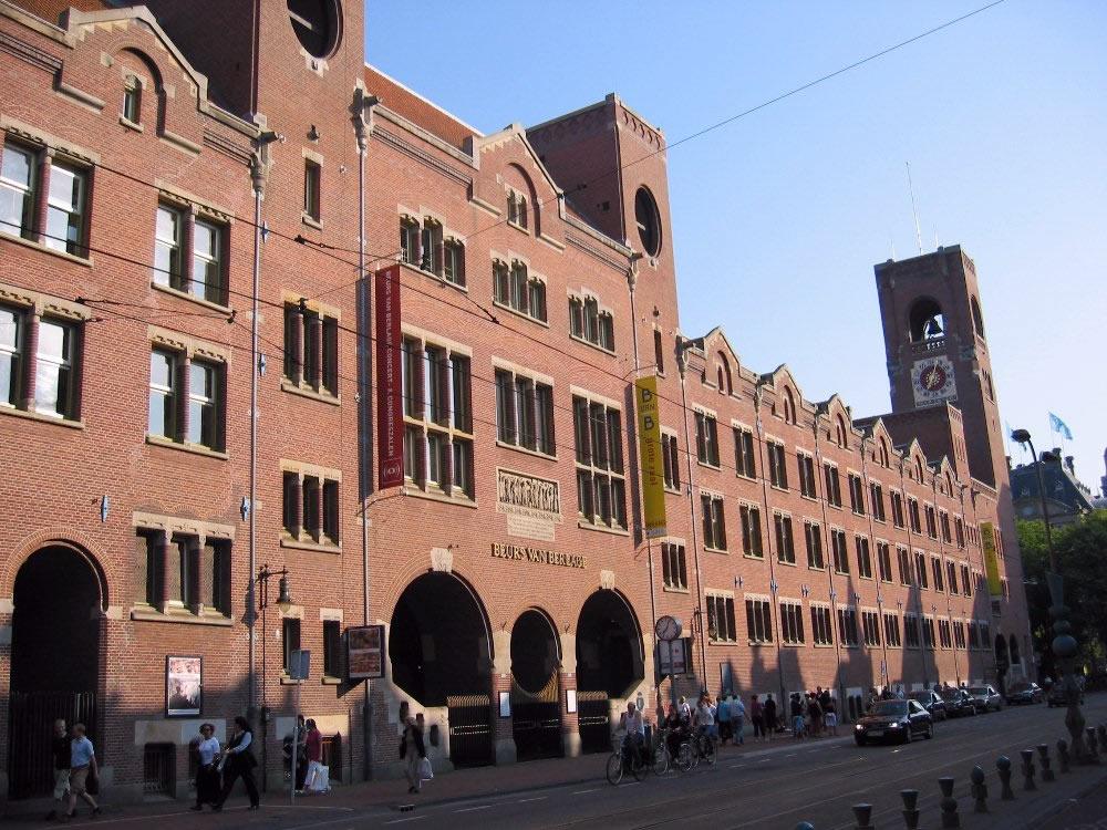 <h6>NL - Amsterdam - Beurs van Berlage</h6>