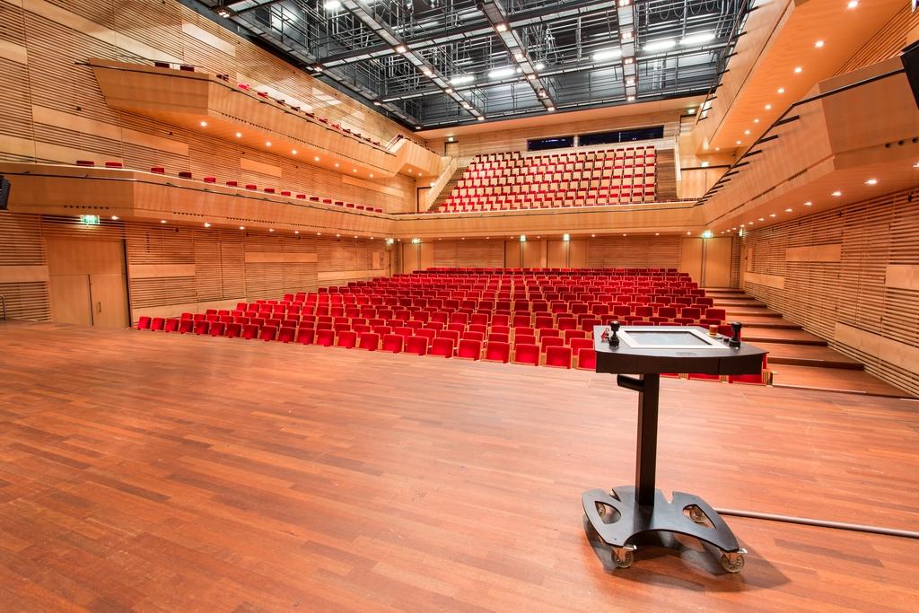 <h6>NL - Amsterdam - Muziekgebouw aan 't IJ</h6>