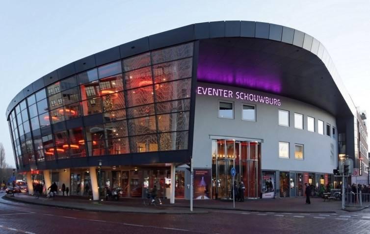<h6>NL - Deventer - Schouwburg</h6>