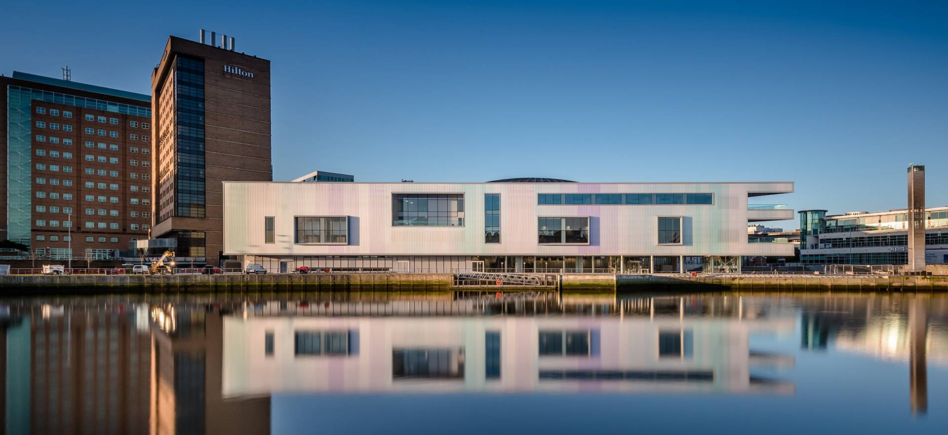 <h6>GB - Belfast - Waterfront Hall