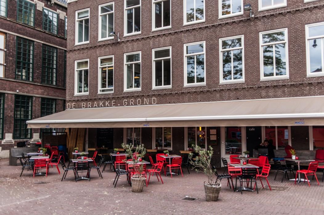 <h6>NL - Amsterdam - Brakke Grond