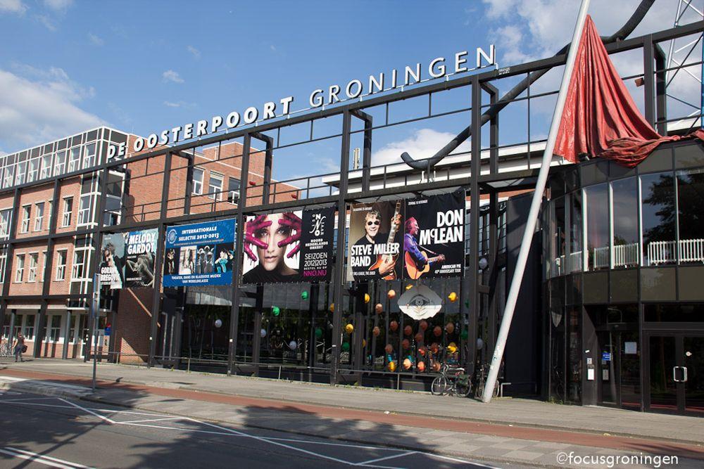 <h6>NL - Groningen - Oosterpoort