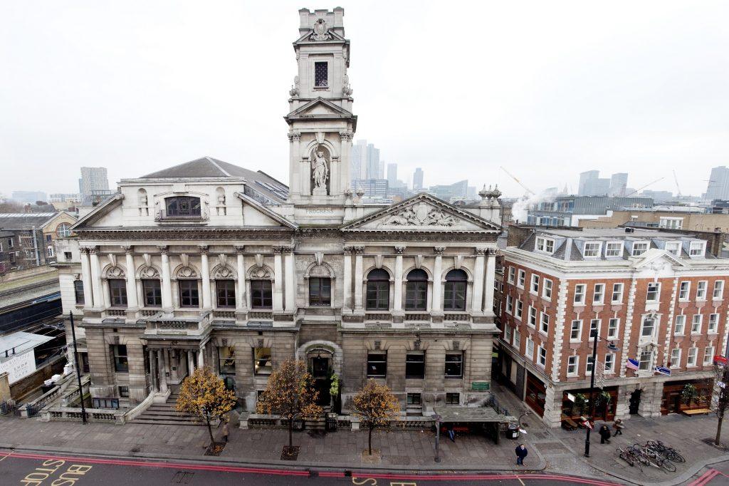 <h6>GB - Londen - Shoreditch Townhall
