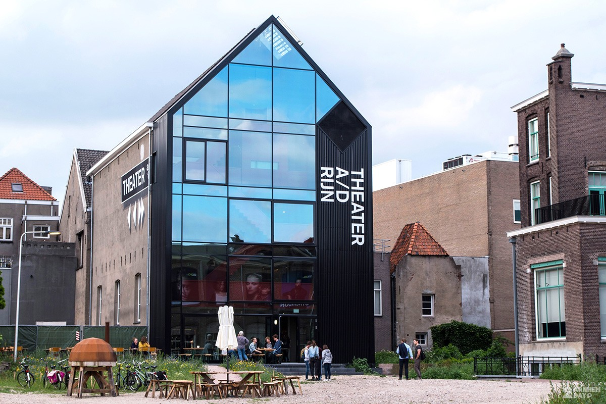 <h6>NL - Arnhem - Theater aan de Rijn (Generale Oost)</h6>