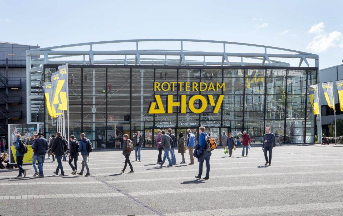 <h6>NL - Rotterdam - Ahoy